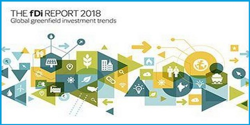 US surpasses India as top greenfield FDI investment destination globally ; China tops in the Asia-Pacific Region : FDI Report 2018