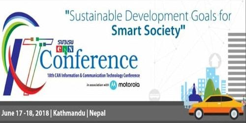 International Information and Communication Technology (ICT) 2018 held in Kathmandu on June 17-18