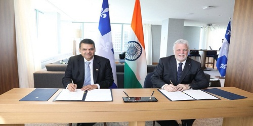 Maharashtra government, Quebec province sign pact to increase economic cooperation, welfare of tribals