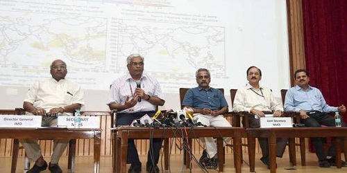 Earth Science ministry introduces new forecast model to give accurate prediction for generating more accurate and area specific forecast of extreme weather