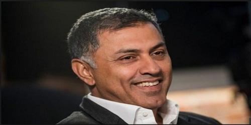 Palo Alto names former SoftBank exec Nikesh Arora CEO
