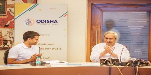 Odisha signs MoU with PGBF for establishment of badminton