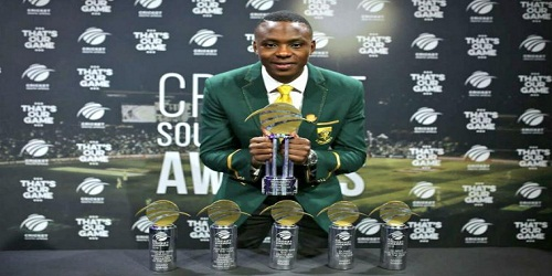 Rabada wins South Africa's top player prize