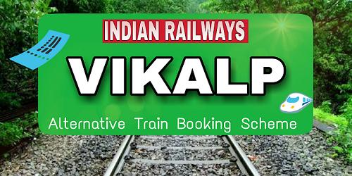 Railways allows passengers to book their tickets from counters using VIKALP scheme