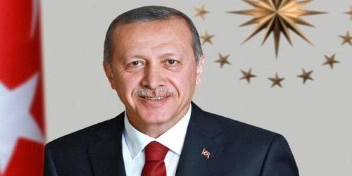 Recep Tayyip Erdogan re-elected as President