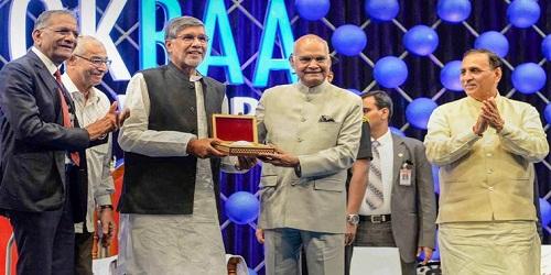 SantokBaa Humanitarian Award to Kailash Satyarthi