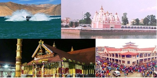 Ten new Swachh Iconic Places of 2018 launched under Phase III of Swachh Iconic places under Swachh Bharat Mission in Uttarakhand: Ministry of Drinking Water and Sanitation