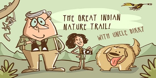 WWF-India launches first-ever nature-themed comic book: 'The Great Indian Nature Trail with Uncle Bikky'