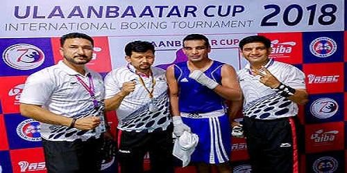 Ulaanbaatar Cup 2018 (boxing)