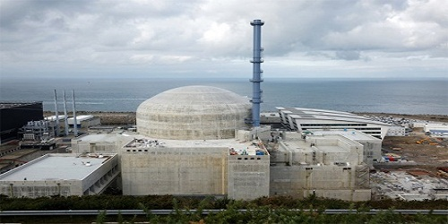 World first EPR nuclear reactor begins work in Taishan, China