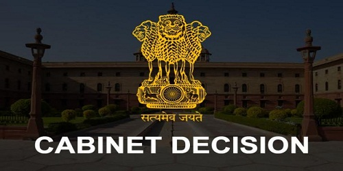 Cabinet Approvals on June 13,2018