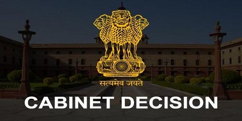 Cabinet approvals on June 6 2018