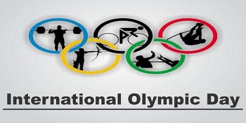 International Olympic Day celebrated worldwide in June 23