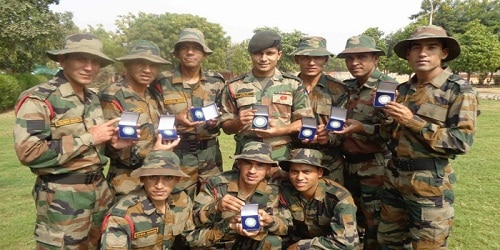 Indian contingent, part of UN peacekeeping mission in South Sudan, awarded for 'selfless service'
