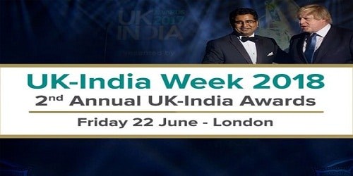 First-ever UK-India Week 2018 held in London to promote bilateral trade and investments
