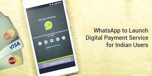 WhatsApp Introduced payments service in India