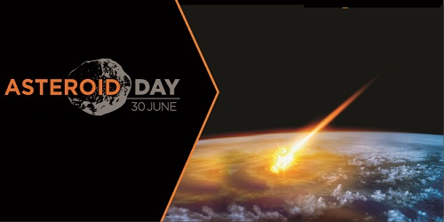 International Asteroid Day - 30 June