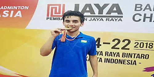 Badminton Asia Junior Championship 2018 held in Jakarta, Indonesia