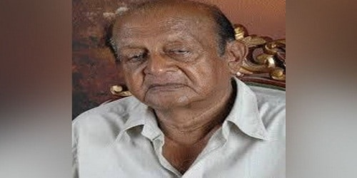 The former and first finance minister of Chhattisgarh Ramchandra Singhdeo, passed away