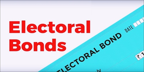 Electoral Bond Scheme 2018 notified by the government