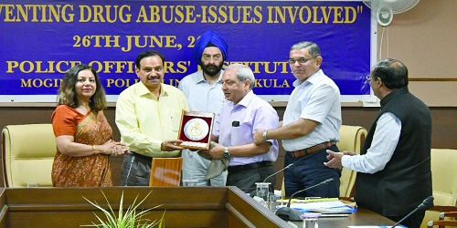 Haryana social justice department to launch special campaign against drug menace