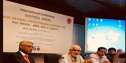 International conference on India-Vietnam economic ties held in New Delhi