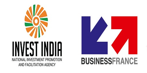 Invest India, Business France sign MoU to promote investment in the private sector