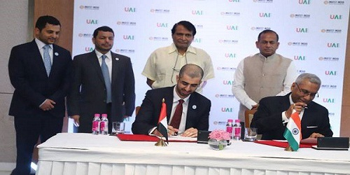 Invest India and UAE Ministry sign MoU for technological cooperation