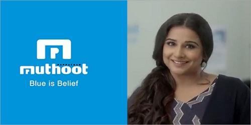 Muthoot Pappachan Group appoints Vidya Balan as its brand ambassador