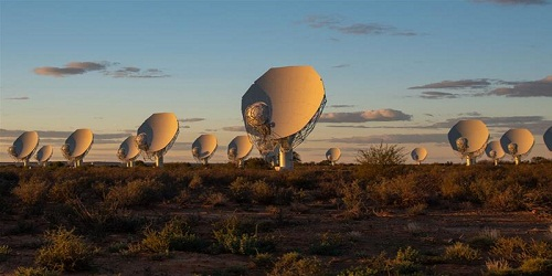 New radio telescope unveiled by South Africa for clearer image of distant galaxies