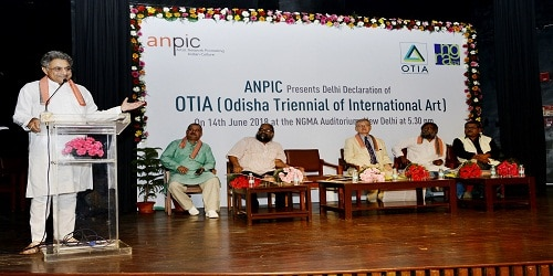 Odisha to host 40-day Odisha Triennial of International Art (OTIA) in December-January