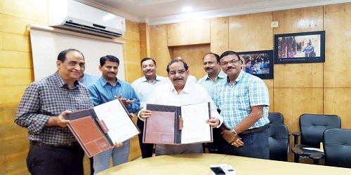 Odisha signs MoU with Sightsavers to strengthen education for blind students