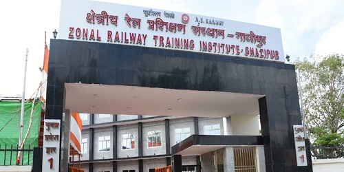 Regional Rail Training Institute inaugurated at Ghazipur, Uttar Pradesh