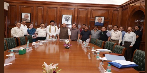Repatriation of Bru persons: agreement signed between Centre and state govts of Tripura nd Mizoram