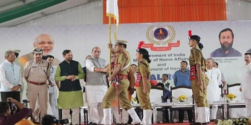 Student Police Cadet Programme launched by Union Home Minister Rajnath Singh