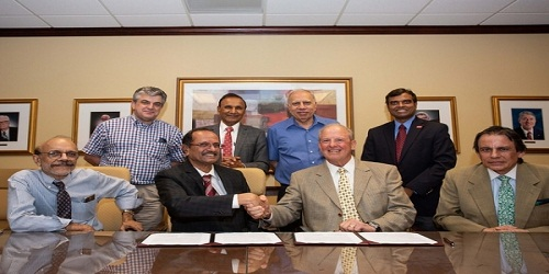 University of Houston & Indian Institute of Petroleum and Energy (IIPE) sign MOU for collaboration