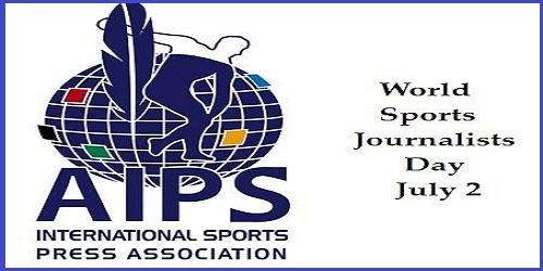 World Sports Journalists Day – July 2