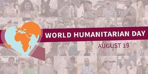 15thWorld Humanitarian Day 2018 observed globally