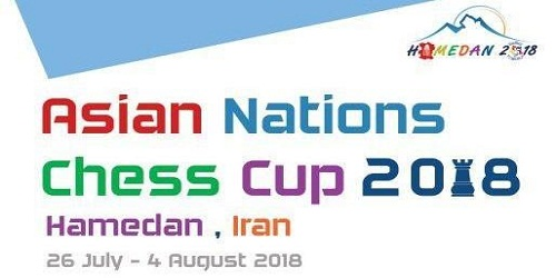 Asian Nations Cup Chess Tournament 2018