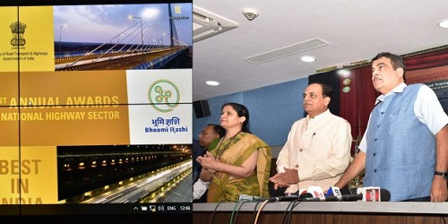 2 portals: Bidder Information Management System (BIMS) and Bhoomi Rashi - PFMS Linkage launched by Shri Nitin Gadkari