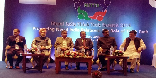 First 'Nepal-India Think Tank' Summit held in Kathmandu for bilateral cooperation