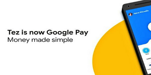 Google Tez rebranded as Google Pay; ties up with banks to offer instant loans