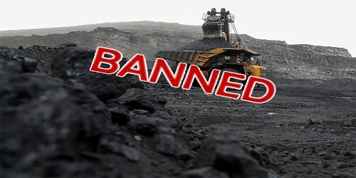 Government bans pet coke import for fuel use