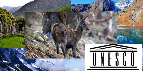 Khangchendzonga Biosphere Reserve : 11th Biosphere Reserve from India to be Included in the World Network of Biosphere Reserves of UNESCO
