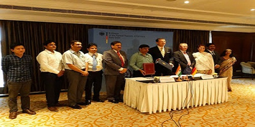 Myanmar media group inks MoU with Prasar Bharati for mutual content sharing