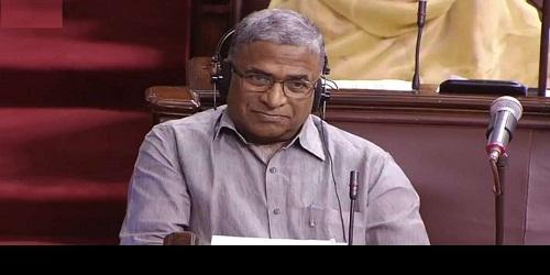 NDA candidate Harivansh elected as Deputy Chairman of Rajya Sabha