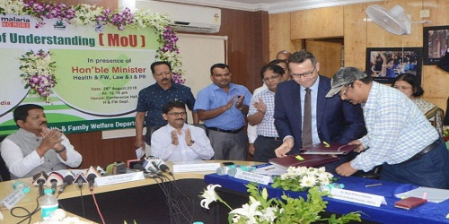 Odisha partnered with 2 US based agencies to eradicate malaria