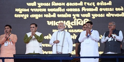 Overview of Prime Minister's one day Gujarat Visit on August 23, 2018