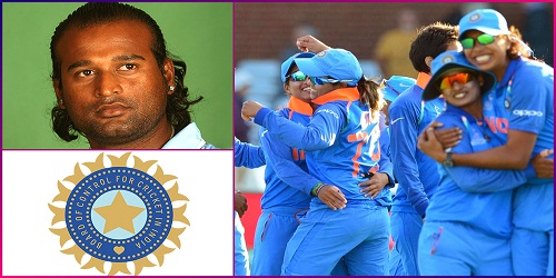 Ramesh Powar has been appointed as Head Coach of Indian women's cricket team: BCCI