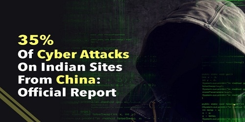 Release of Report on cyber-attacks in India by CERT-In